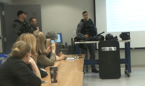 DRPS holds first ever Citizens' Police Academy