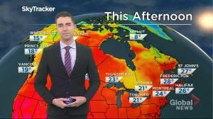 Saskatchewan weather outlook: June 24