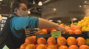 Lower Mainland grocery store workers now eligible for the COVID-19 vaccine (03:46)