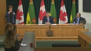 Coronavirus: Saskatchewan premier says province moving ahead with COVID Alert app