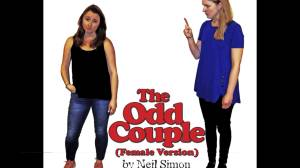 Kings's Town Players presents: The Odd Couple (Female Version)