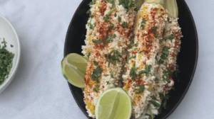 BBQ Tips: Mexican-style Street corn
