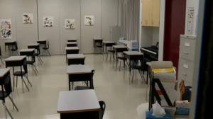 STF looking for more measures to prevent COVID-19 cases in schools (01:34)
