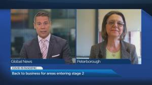 Peterborough enters stage 2 of reopening