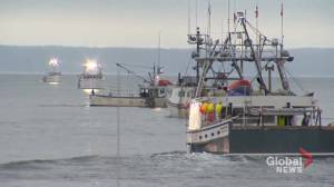 U.N. committee to consider racism complaint of N.S. Mi'kmaq fishers against Ottawa (02:13)