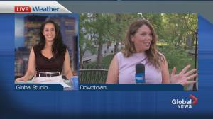 Global News Morning weather forecast: May 21, 2021 (01:37)