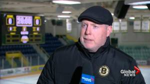 Estevan Bruins start new chapter with head coach and GM Jason Tatarnic (01:34)