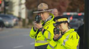 Shocking numbers on excessive speeding in B.C.