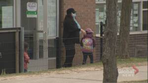 COVID-19: Toronto schools to halt in-person learning Wednesday (02:16)