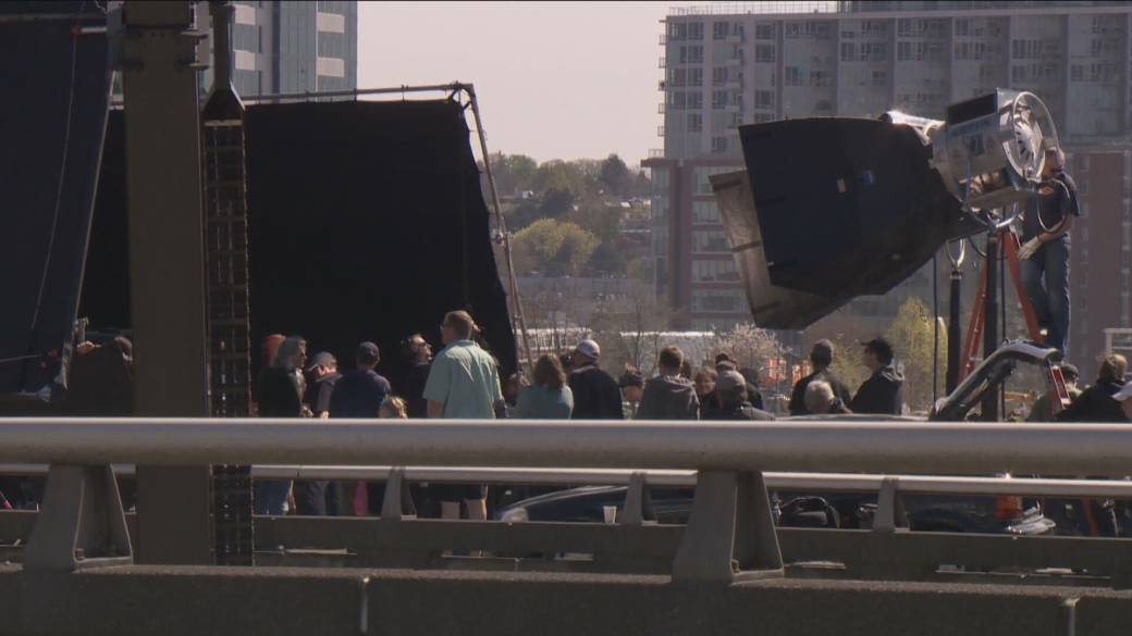 Click to play video 'Productions set to start shooting as B.C. film industry restarts'