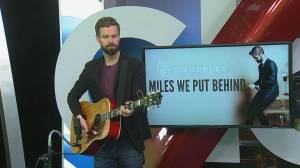 Calgary songwriter T. Buckley feels the love from hometown audiences