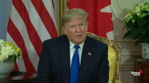 Trump, Trudeau to discuss Huawei 5G at NATO summit