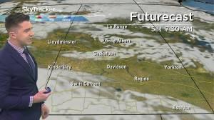 Weekend warming trend: April 23 Saskatchewan weather outlook (02:31)