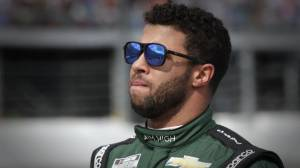NASCAR investigating after noose found in Black driver Bubba Wallace's stall at Talladega Superspeedway