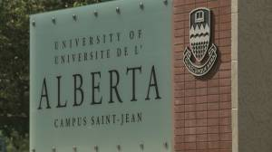 Alberta government, U of A facing lawsuit over Campus Saint-Jean funding