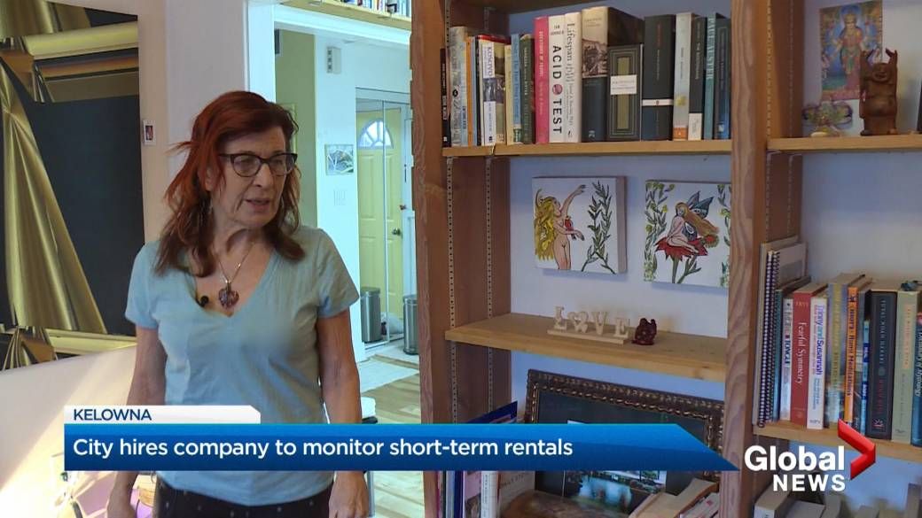 City of Kelowna hiring company to find illegal short-term rentals