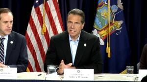 New York governor announces emergency plan to ban sale of flavoured e-cigarettes to minors