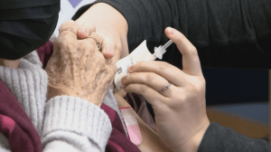 Calls for the urgent rollout of booster shots for care homes (05:49)