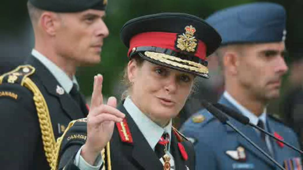 Click to play video 'Gov. Gen. Payette 'welcomes' probe into harassment claims'