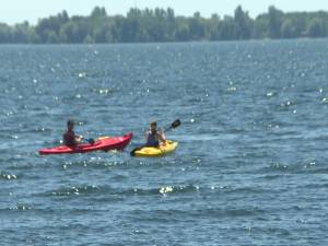 Recreation and leisure businesses seeing increase in customers in Kingston