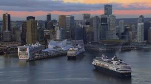 Ottawa extends cruise ship ban for another year due to pandemic risks (02:03)