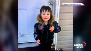 Search for missing 3-year-old in Truro, N.S., now in 'recovery mode'