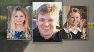 Father describes attack that killed daughters at trial