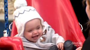 Major new Calgary study tackles 'really big problem' of premature births (01:55)