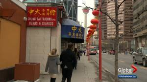 Restaurants in Calgary's Chinatown seeing reservation cancellations amid coronavirus concerns (01:45)