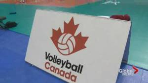 Canada seeks Olympic volleyball berth