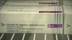 Ontario joins Alberta in halting first doses of AstraZeneca vaccine (02:16)