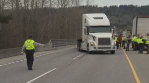 Shocking results from commercial vehicle checks on B.C. roads (01:44)