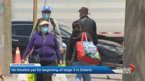 Coronavirus: Doug Ford won't say when stage 3 of province's reopening will begin