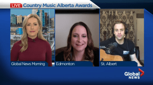 Local artists get ready for biggest night in Alberta country music (06:15)