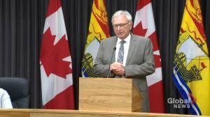 New Brunswick reinstates state of emergency amid rising COVID-19 hospitalizations (02:00)