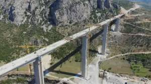 Billion-dollar 'highway to nowhere' has Montenegro at China's mercy (02:23)