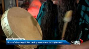 Mom of Toronto shooting victim raising awareness through music