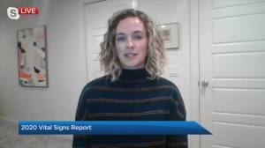 Calgary Foundation releases its 2020 Vital Signs report (05:11)