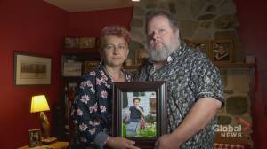 International Overdose Awareness Day takes on new meaning for St-Lazare family