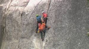 Dramatic rescue in Squamish highlights busy times for search and rescue crews