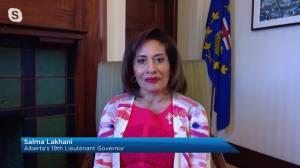 Meet Alberta Lieutenant-Governor Salma Lakhani