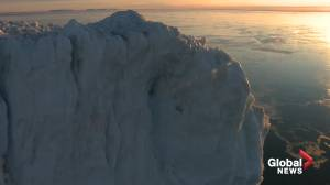 Enormous iceberg breaks off Antarctica in long-expected event