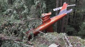 Witness describes Bowen Island helicopter crash (01:09)