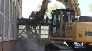 Work to upgrade, preserve Highlands Junior High underway
