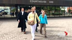 Charges stayed against Alberta parents facing 3rd trial in son's death (01:37)