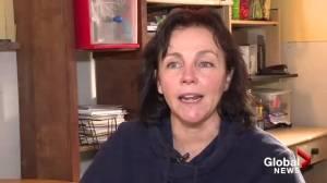 Grand Forks flood affected property owner Jennifer Houghton speaks out about buyout program