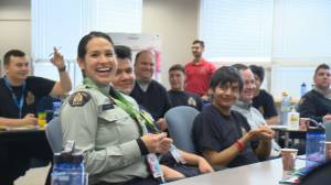 RCMP host Indigenous youth leadership workshop