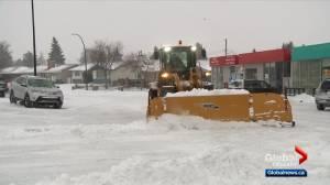 Alberta snow-removal contractors snowed under by pricey premiums (02:37)