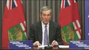 Coronavirus: Manitoba premier criticizes Ottawa over vaccine rollout, talks contract for made-in-Canada vaccine (06:28)