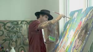 The Win: Profiling Toronto artist Daniel Mazzone